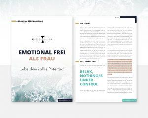 Emotional frei als Frau