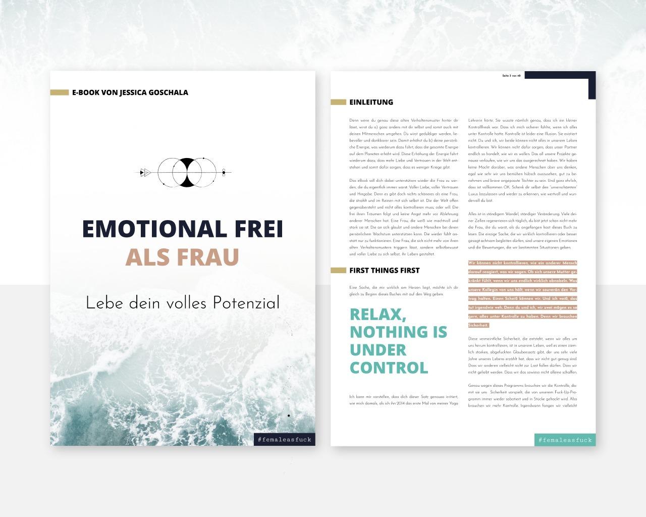 Emotional frei als Frau – Lebe dein volles Potenzial
